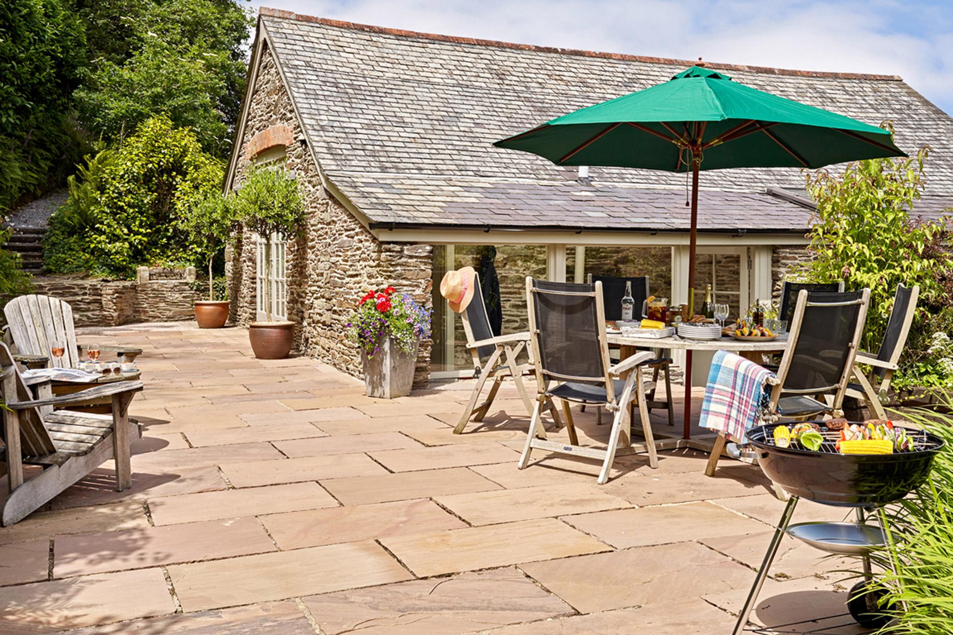 Garden House at Gitcombe Estate