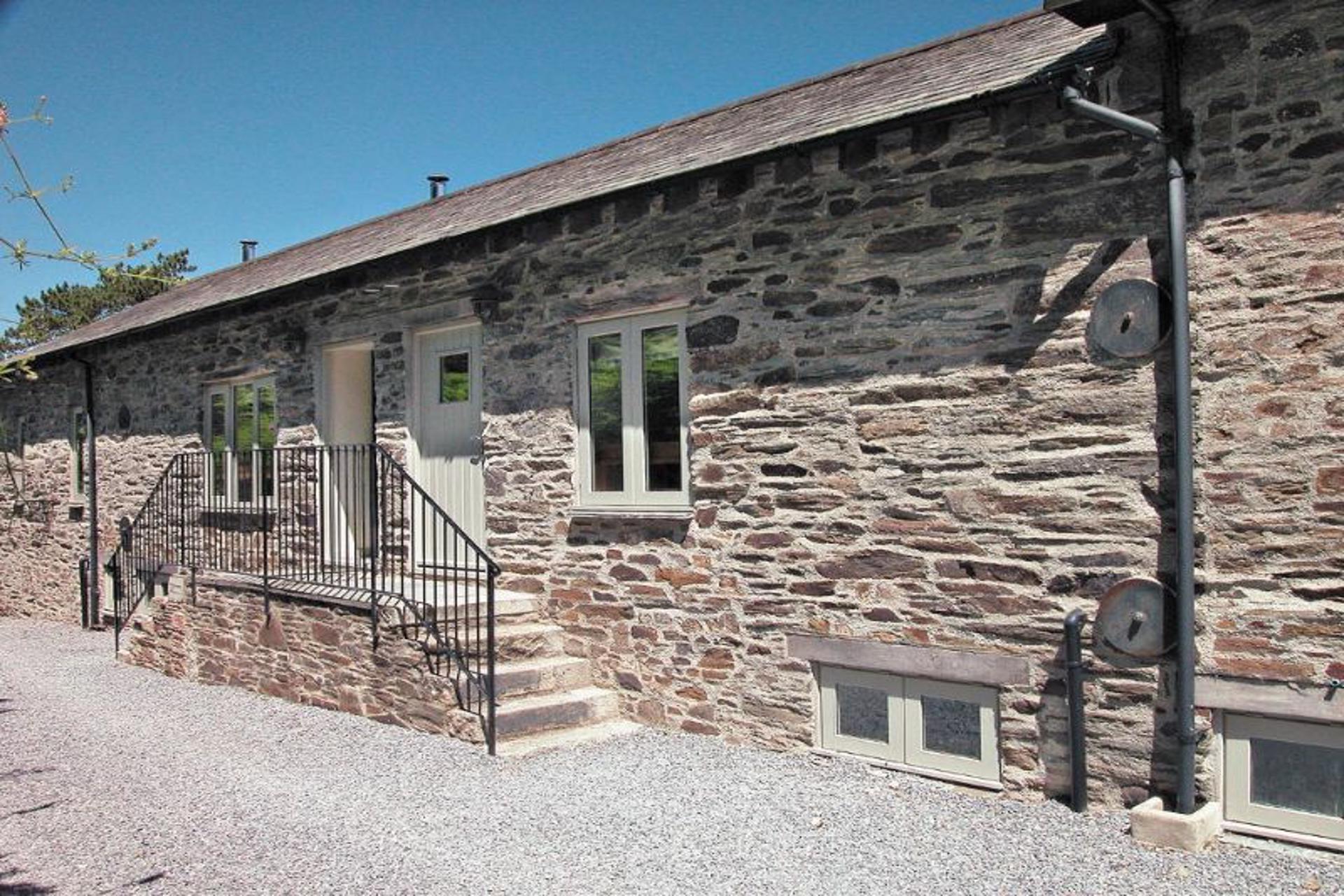 Haytor Cottage at Gitcombe Estate