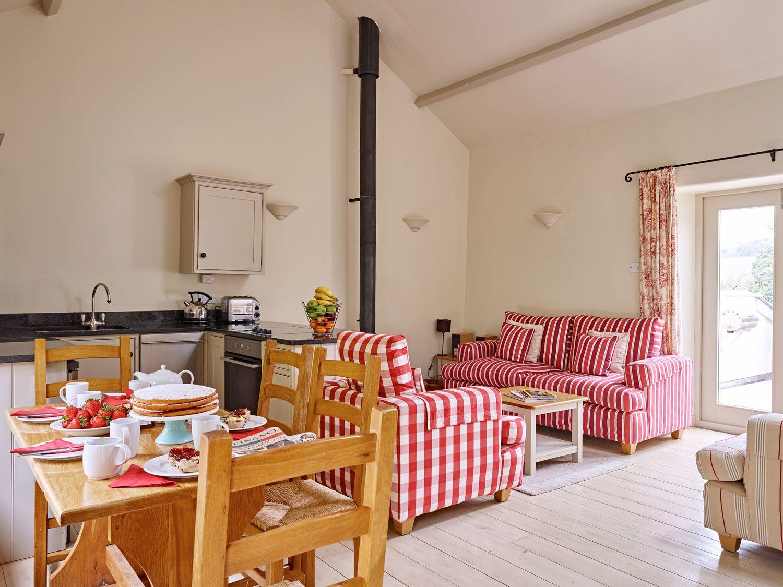 Burrator Cottage at Gitcombe Estate