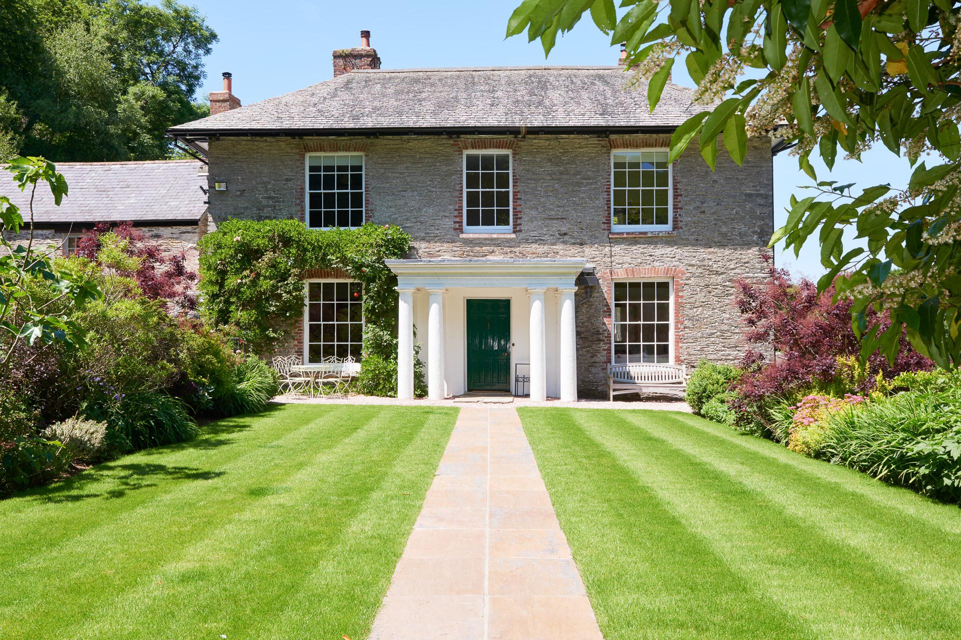 Gitcombe House