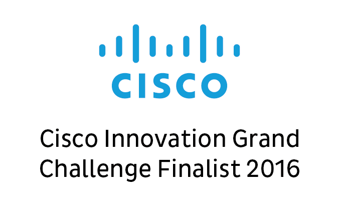 Cisco Innovation Grand Challenge Finalist 2016
