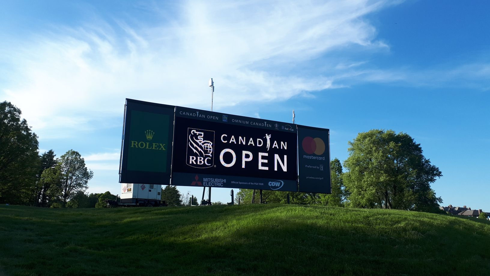 Preventing Airspace Hazards at the RBC Canadian Open