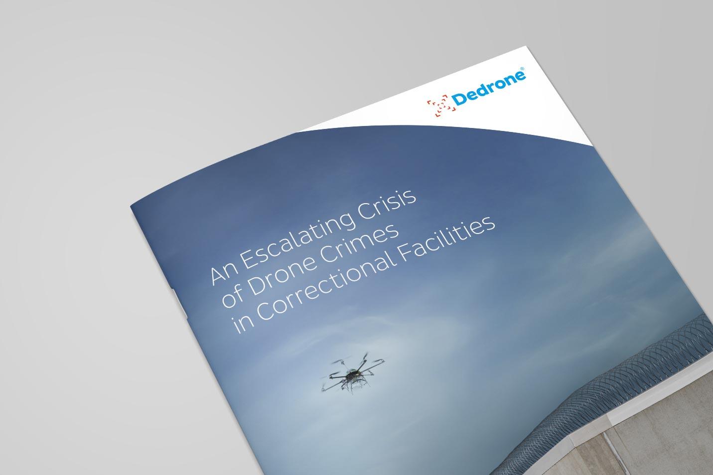 An Escalating Crisis of Drone Crimes in Correctional Facilities