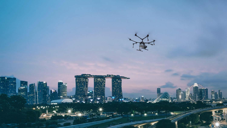 Coffee & Tech-Talk: Airspace Security in an Urban Environment