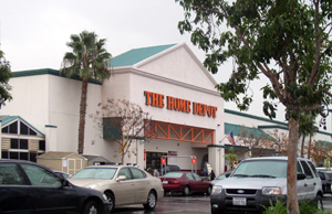 Photo of exterior of Home Depot