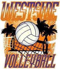 Westside Volleyball Logo
