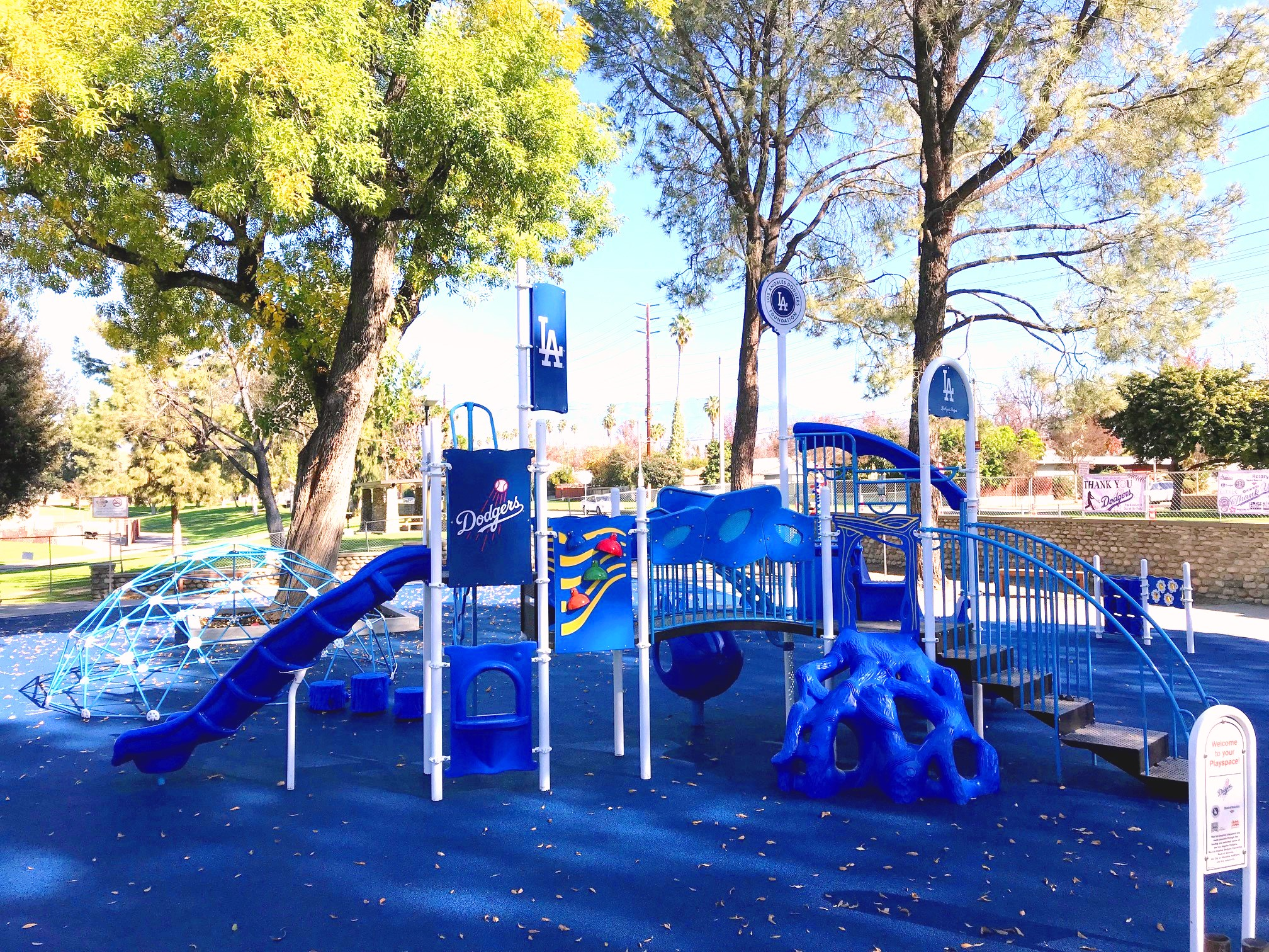 Photo of Alhambra Park Playground