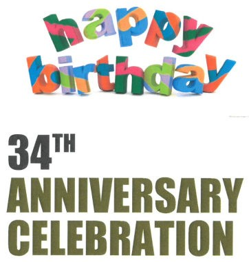 Happy 34th Anniversary to Alhambra Farmers Market