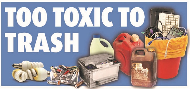 Too Toxic to Trash Image banner