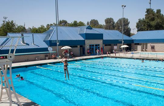 Photo of Granada Park swimming pool