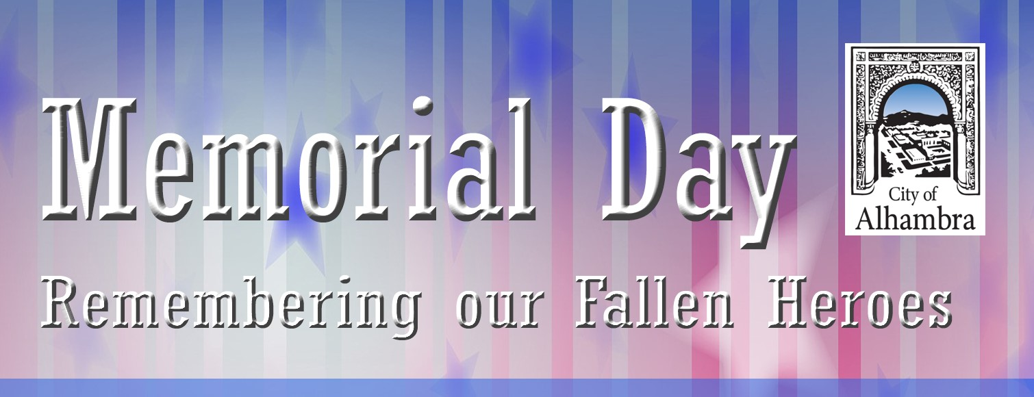 Memorial Day Remembering our Fallen Heroes
