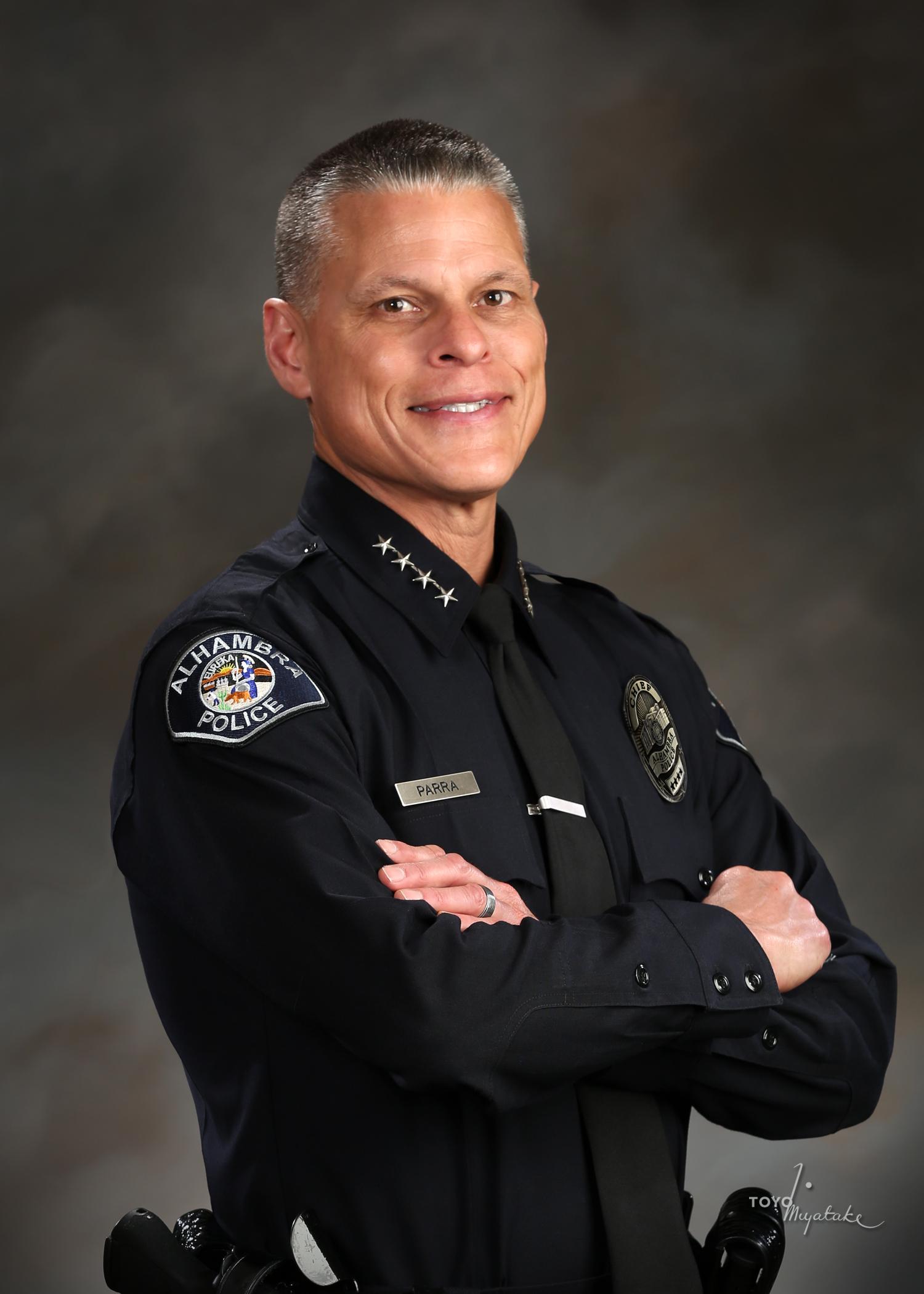 Photo of Chief Parra