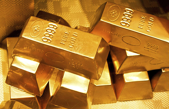 FOREX_Gold-ends-lower_FXPIG
