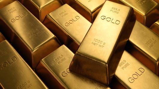 FOREX_Gold-trades-lower_FXPIG