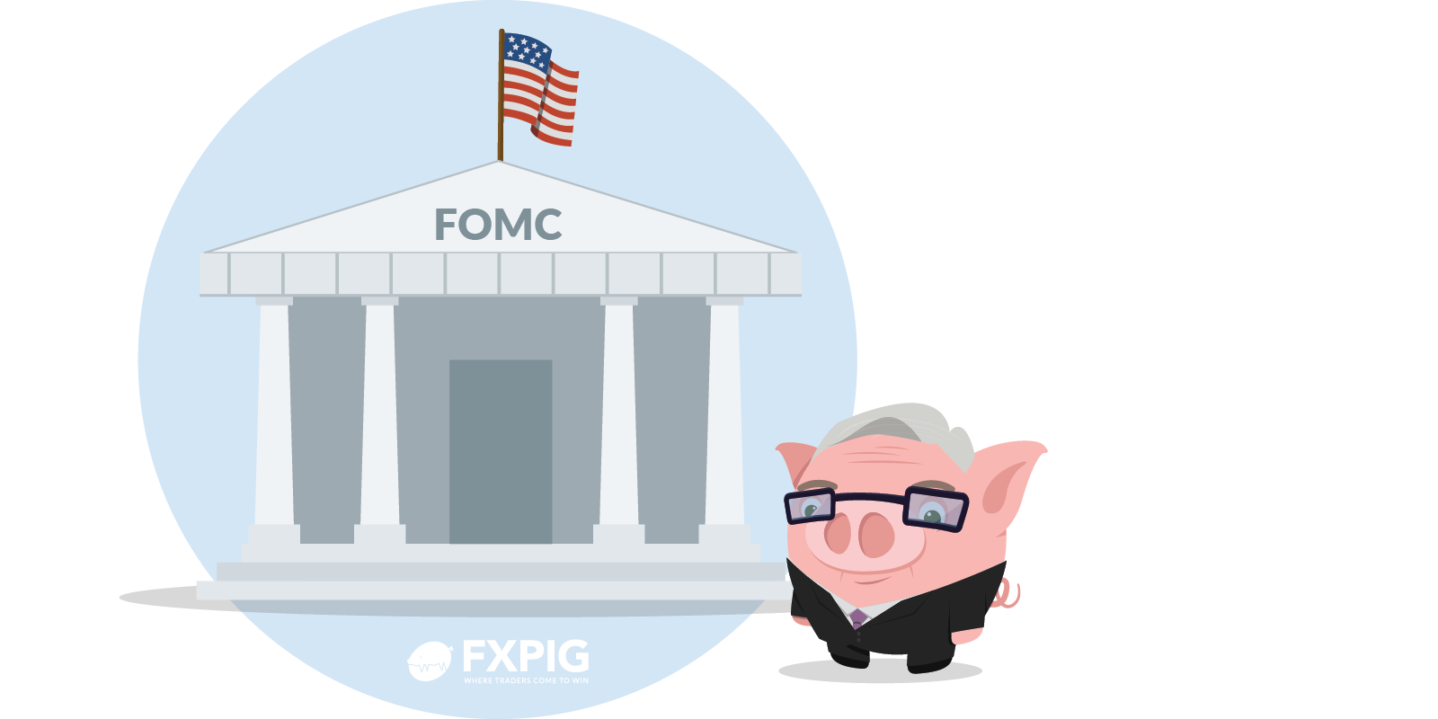FOMC_all-eyes-on_Chair_Powell's_Forex_FXPIG