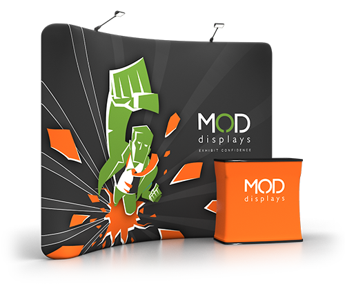 Trade Show Booth Graphic Design : Trade show displays by size & style moddisplays