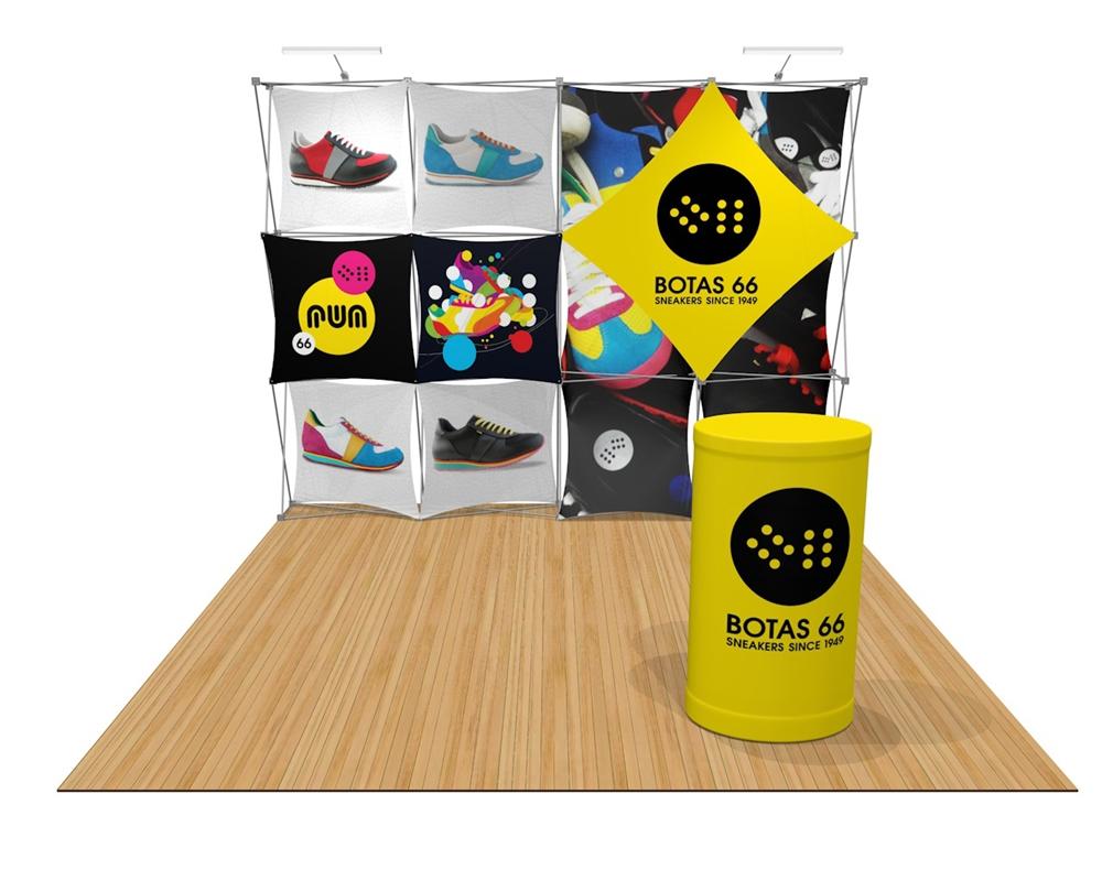 3D Snap 4x3 Kit 10.05
