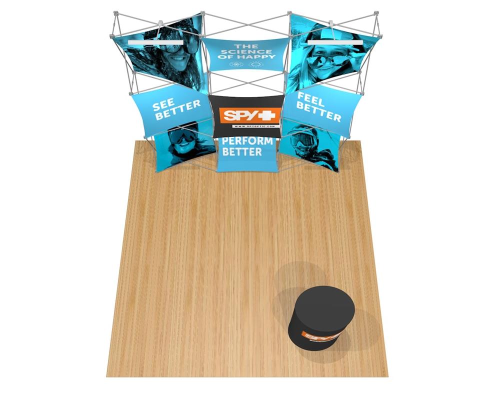 3D Snap 3x3 Kit 8.01