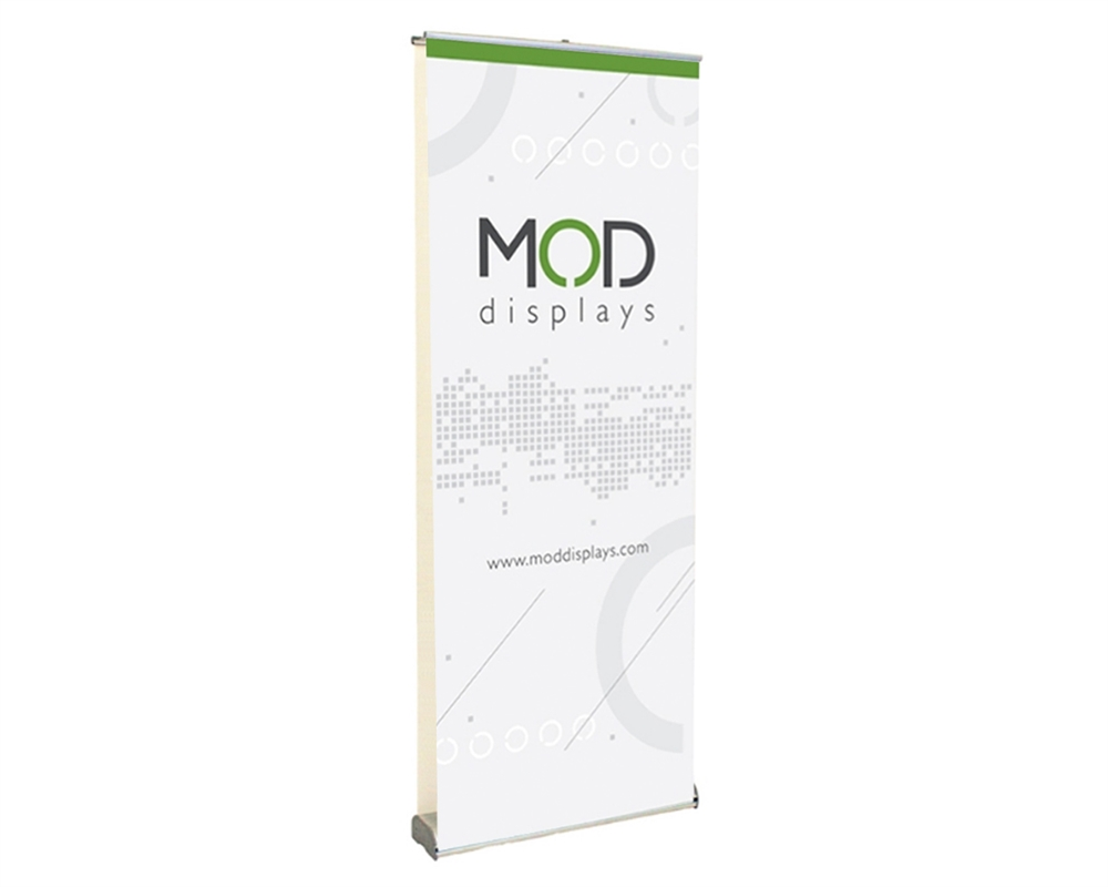 Orient Double-Sided Banner Stand