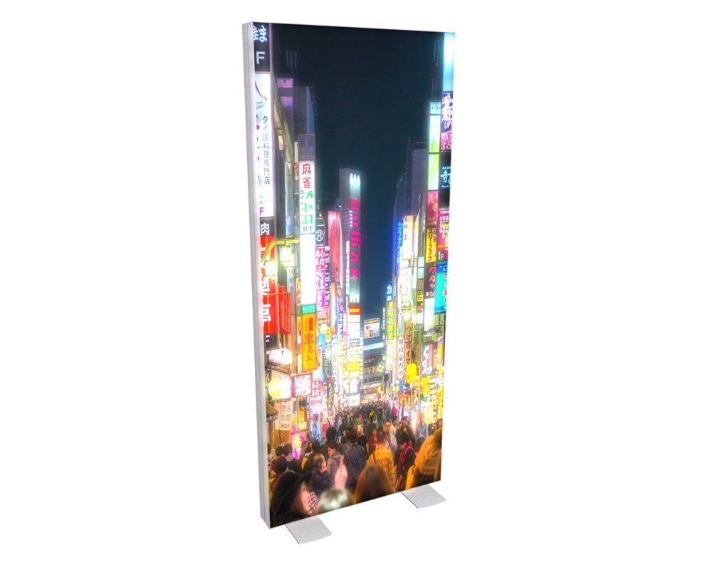 Igniter 36x84 Freestanding Light Box