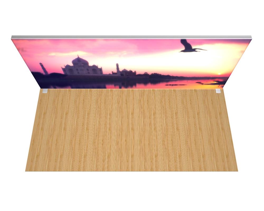 Igniter 238x96 Freestanding Light Box