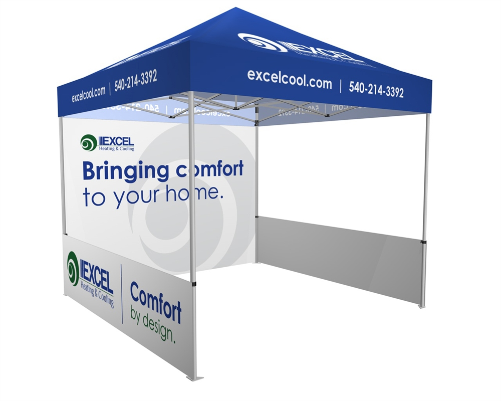 10x10 Zoom Popup Tent Kit