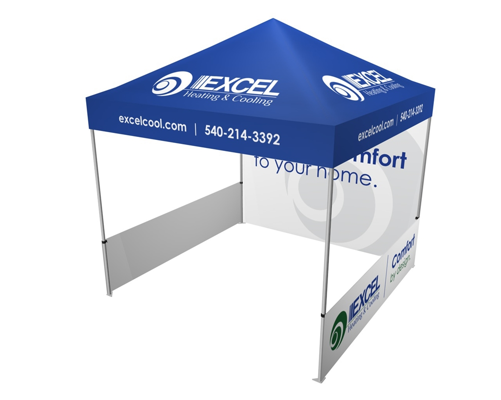 10x10 Pop-up Tent Kit