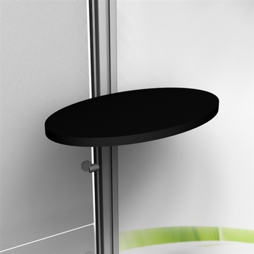 XVline Front Mount Ellipse Shelf