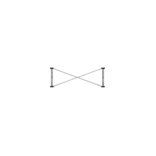 OneFabric 2.5ft (1x3) Flat Frame