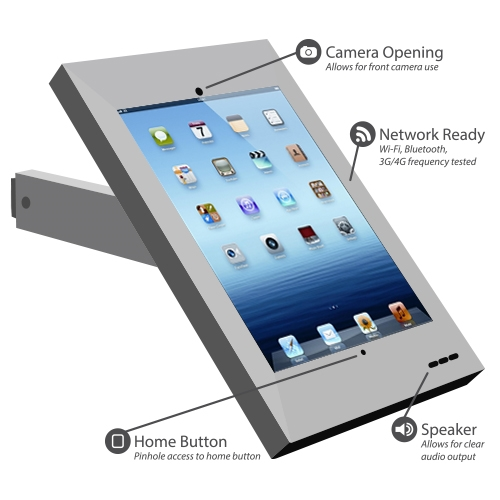 XVline iPad Locking Case