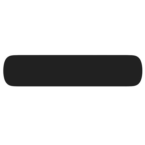 Waveline 8ft Flat Info Desk