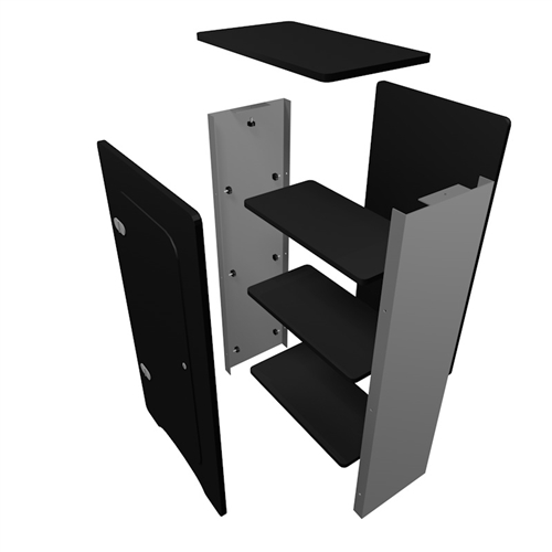 XVline NLC4 Locking Counter