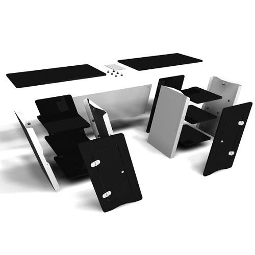 XRline NLD1 Locking Desk