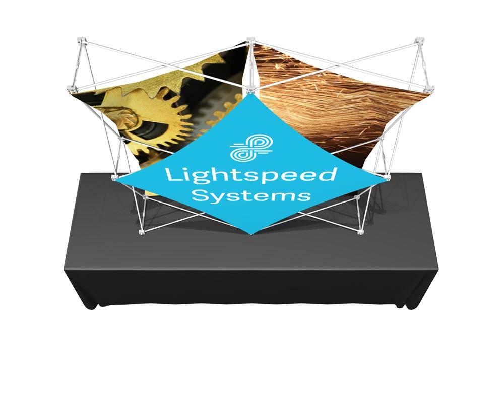3D Snap 2x2 Tabletop Kit 3
