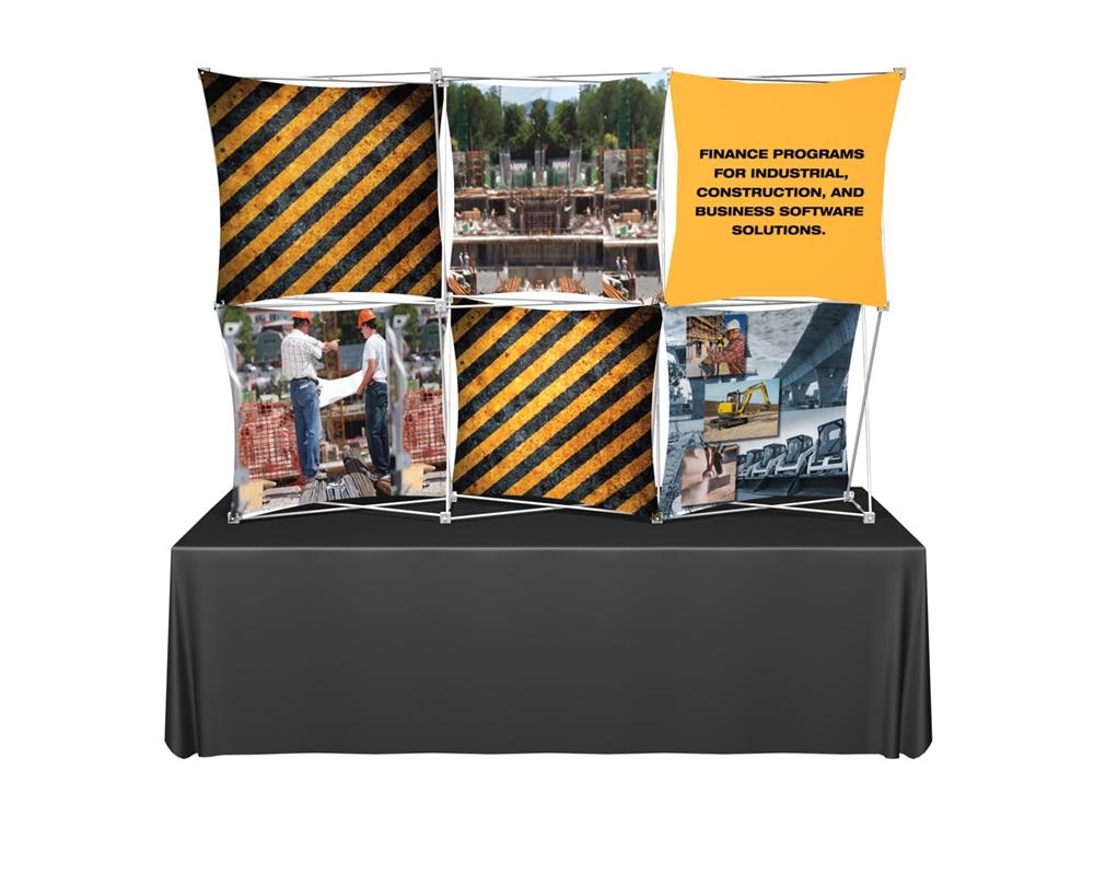3D Snap 3x2 Tabletop Kit