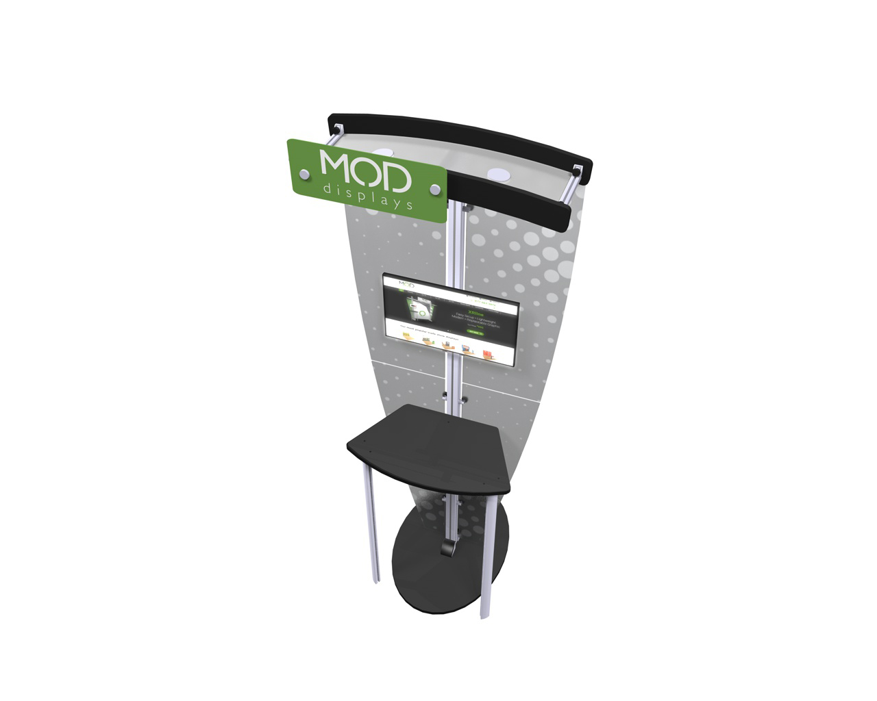 Exhibitline Kb.1 Kiosk