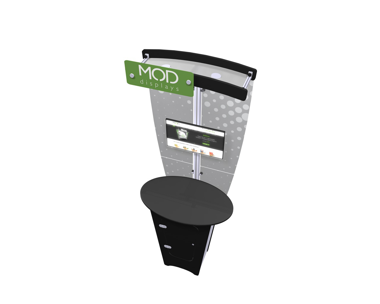 Exhibitline Kb.NLC1 Kiosk