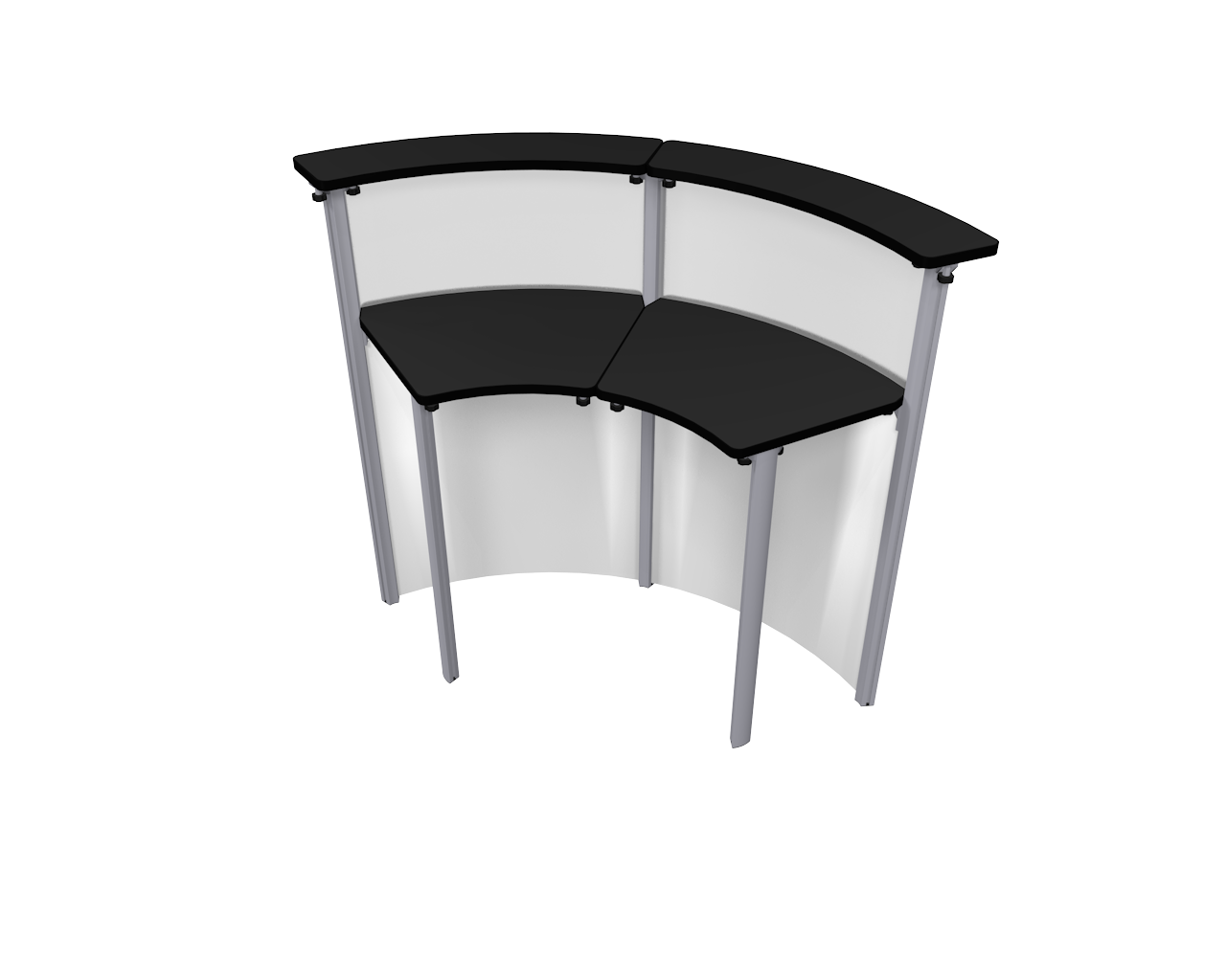 Exhibitline RD45.2 Reception Desk