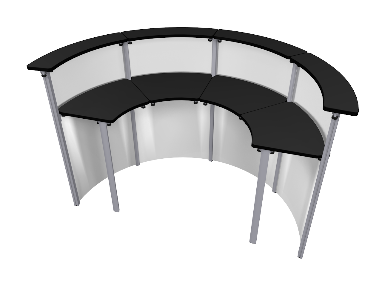 Exhibitline RD45.4 Reception Desk