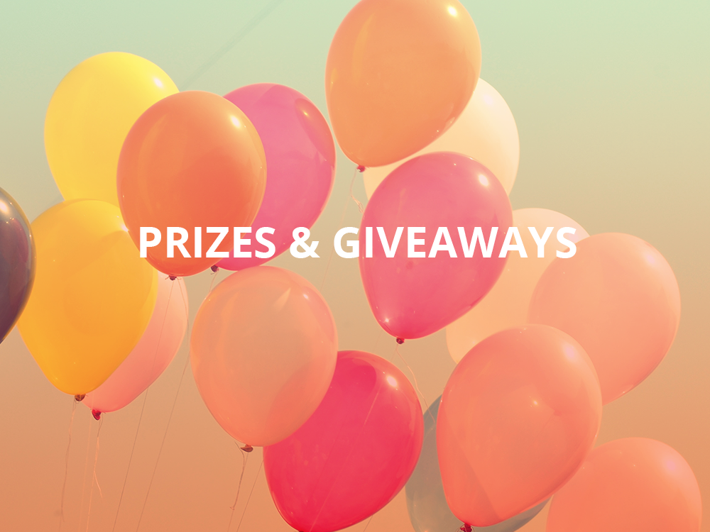 Trade Show Booth Ideas: Prizes & Giveaways