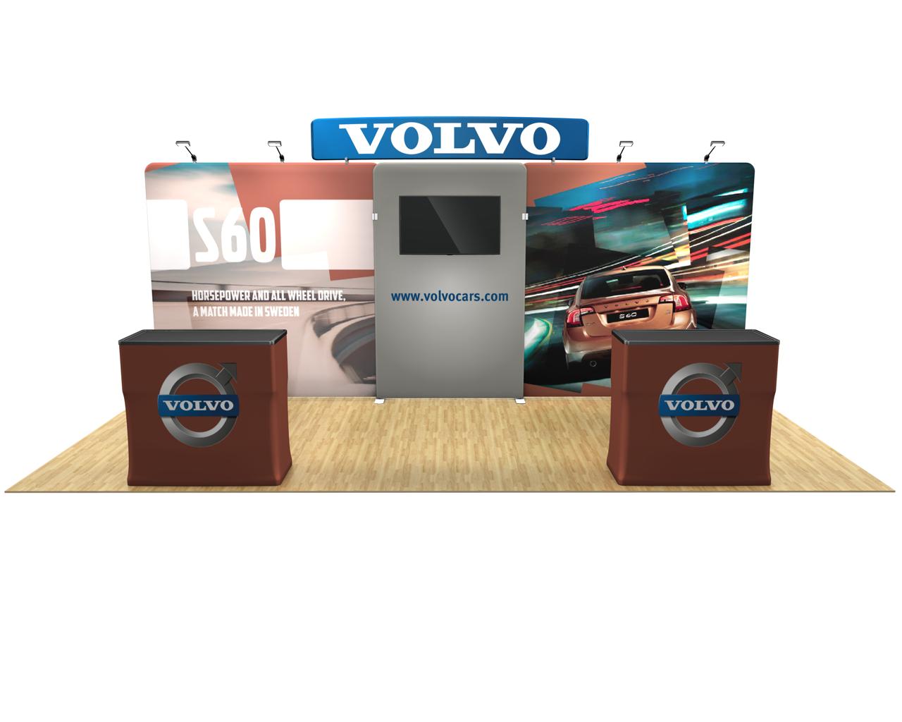 Waveline Media 20ft Display 20.02
