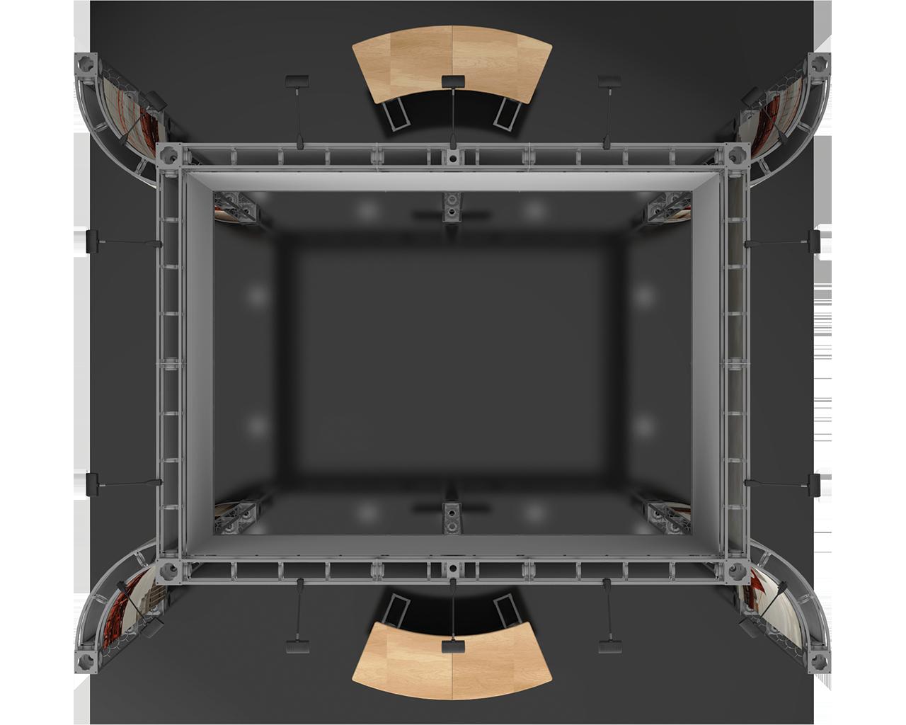 Aarhus 20 x 20 Orbital Truss Display