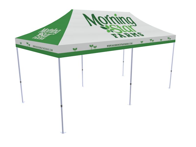 10x20 Zoom Popup Tent