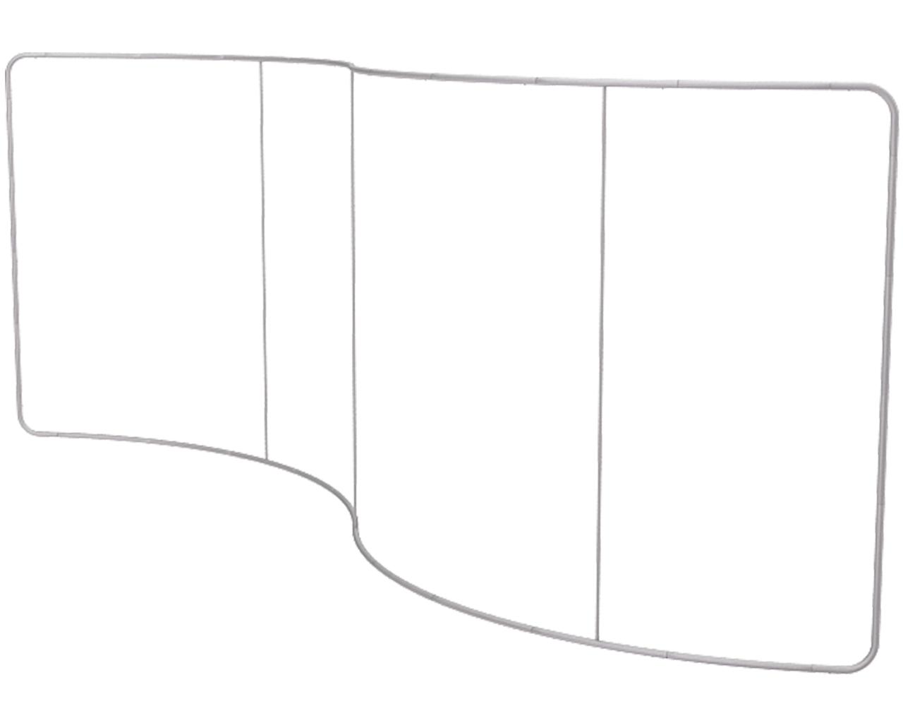Waveline 20ft Serpentine Frame