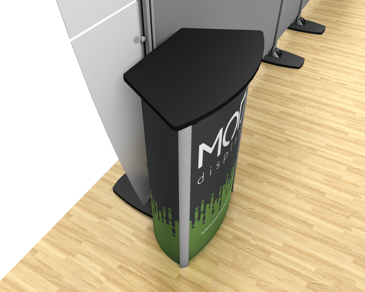 Exhibitline Enclosed Counter