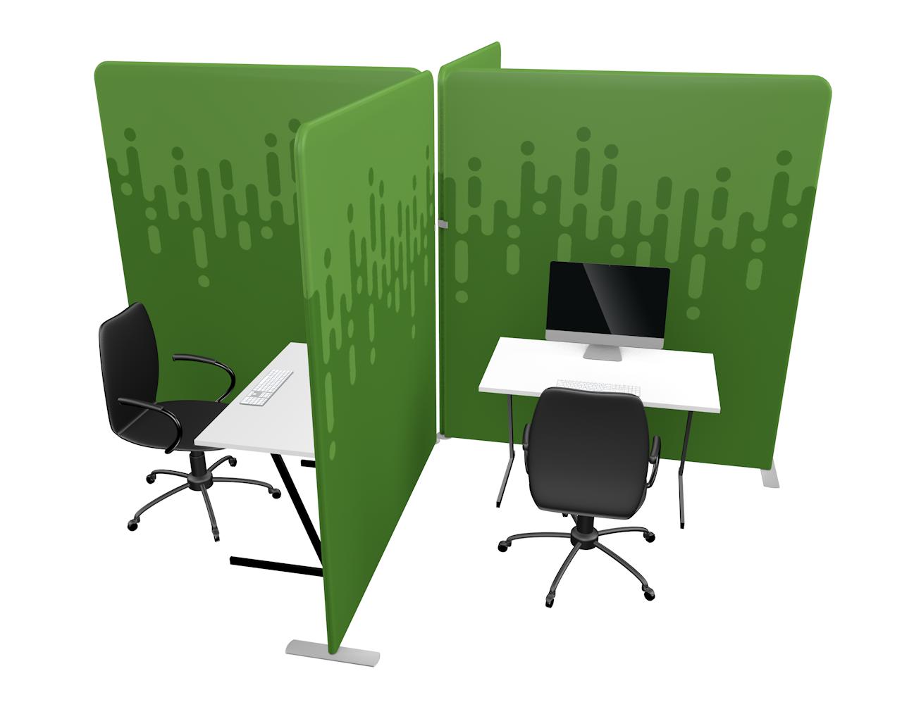 Workplace Divider Kit 2