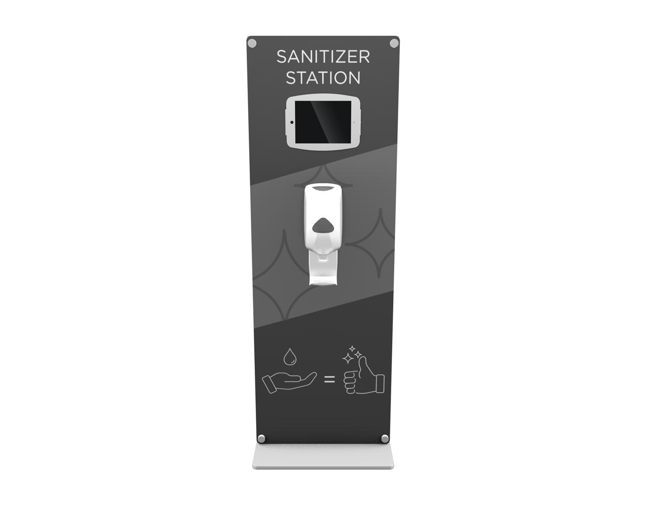 XVline XV.HS.5 Hand Sanitizer Station