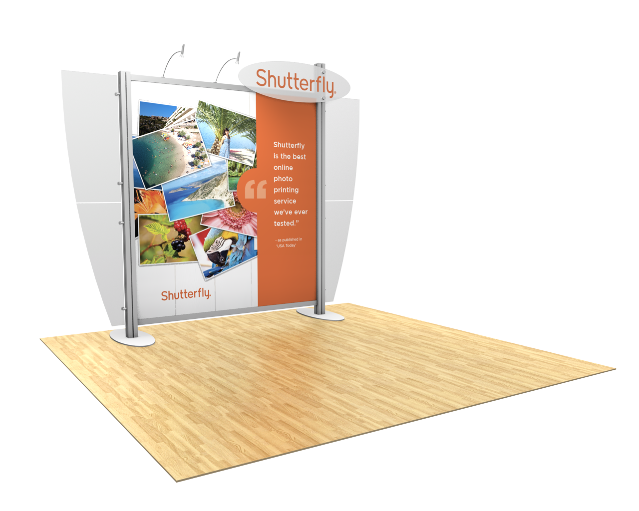 XVline XV1 10x10 Trade Show Display Model