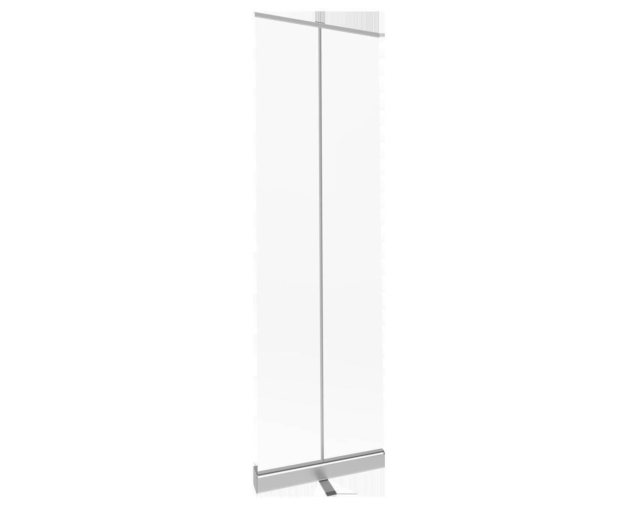 Retractable Banner Shield