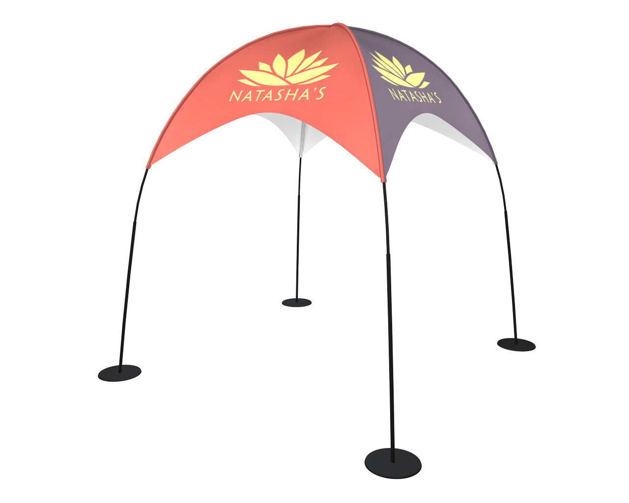 Zoom Flex Tent
